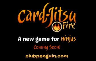 Club Penguin Card-Jitsu Fire Video!