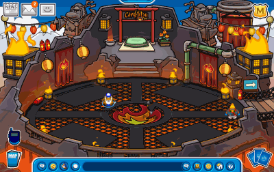 Club Penguin Card-Jitsu Fire Is Almost Here!