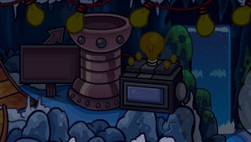 New Club Penguin Event at the Mine
