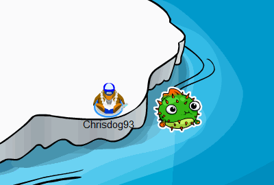 New New Club Penguin Puffer Fish Pin Cheat!