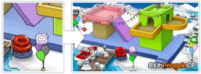 New Club Penguin Puffle Party 2010 Sneak Peek