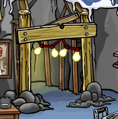 Club Penguin Cave Mine Re-opening