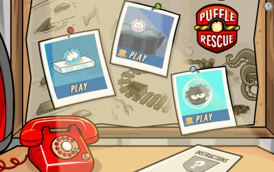 Puffle Rescue