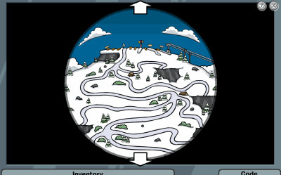 resgate da avalanche club penguin