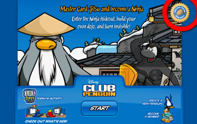 New Club Penguin Codes