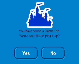 New New Club Penguin Castle Pin Coming Soon