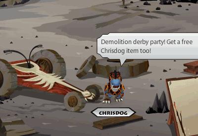 demolitionderbyparty
